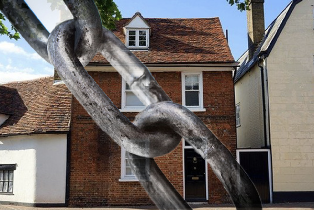 Problems selling when your property chain collapses